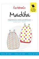 MADITA, Trägerkleid, Schnittmuster