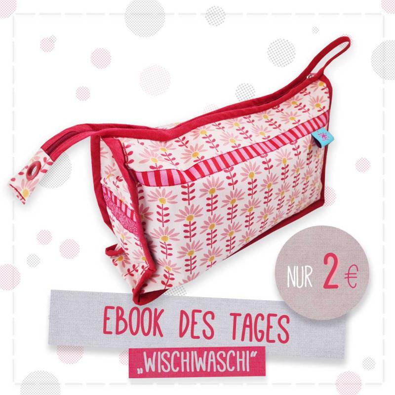 Kulturtasche Wischiwaschi Ebook des Tages