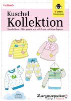 Schnittmuster Babykleidung KuschelKollektions Zwergenverpackung Farbenmix
