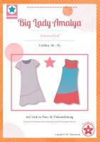 Big Lady Amalya, Sommerkleid, Schnittmuster
