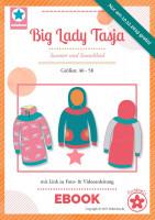 Big Lady Tasja, Hoodie und Kleid, Ebook