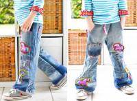 DORTJE, Jeans Basic-Hose, Schnittmuster