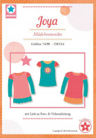Joya, Kindershirt/Tunika, Schnittmuster