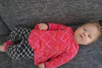 Zwergenverpackung Vol. 2, Baby-Schnittmuster