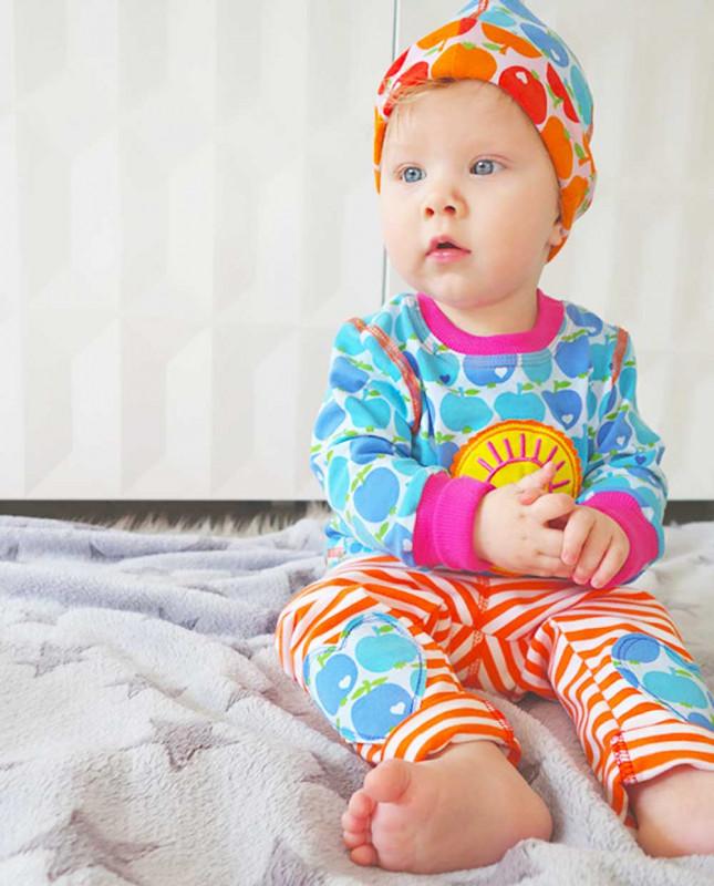Babysachen aus Jersey nähen - Nähanleitungen und Tipps