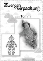 TOMMI, Overall, Papierschnittmuster