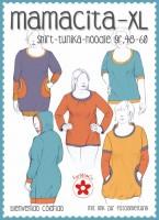 Mamacita XL, Tunika-Shirt, Papierschnittmuster