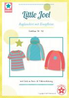Little Joel, Raglanshirt, Schnittmuster