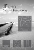 kleinFANÖ, Basic-Shirt, Papierschnittmuster