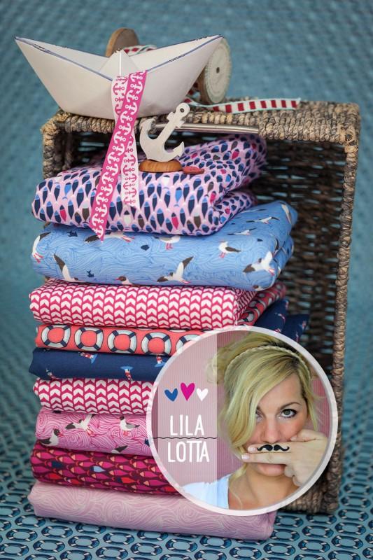 Open Sea Designerin LilaLotta