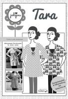 Tara, Damentunika, Papierschnittmuster