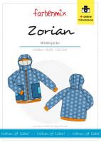 ZORIAN, Winterjacke, Schnittmuster