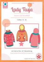 Lady Tasja, Hoodie und Kleid, Schnittmuster
