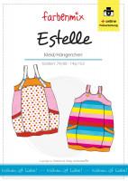 Estelle, Kleid/Hängerchen, Schnittmuster
