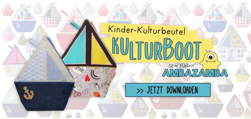 Anleitung Kulturboot