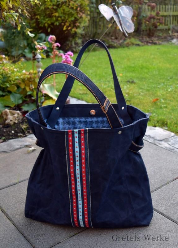 Shoppingbag Carry Bag farbenmix