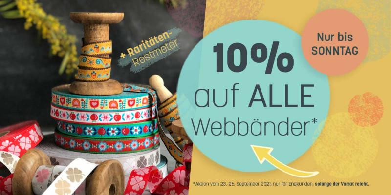 farbenmix Webband Sale