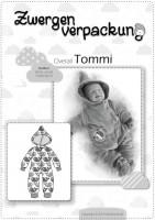 Babyoverall Tommi, Schnittmuster