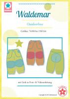 Waldemar, Outdoorhose, Schnittmuster