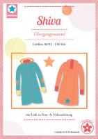 Shiva, Kindermantel, Schnittmuster