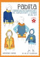 Pablita, Raglanjacke und Sweatshirt, Schnittmuster