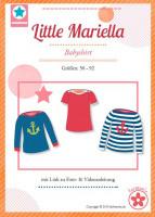 Little Mariella, Babyshirt, Schnittmuster
