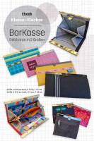 Ebook BarKasse, Schnittmuster Geldbörse mit edlem Metallrahmen